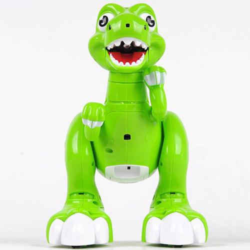 Интерактивный умный Динозавр на пульте управления (32 см.) - Фото