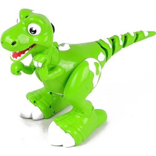Интерактивный умный Динозавр на пульте управления (32 см.) - Картинка