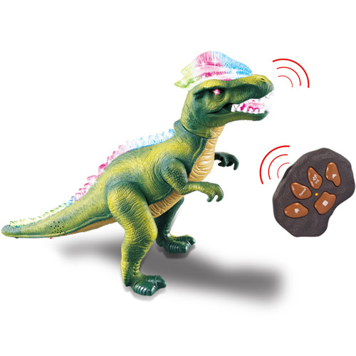 Радиоуправляемый динозавр Тираннозавр (светящийся, 35 см.) - Фото