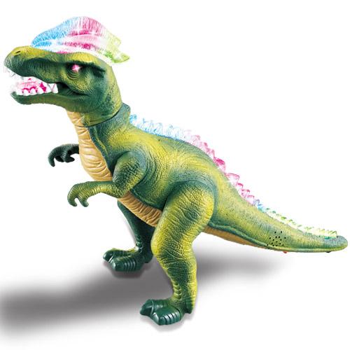 Радиоуправляемый динозавр Тираннозавр (светящийся, 35 см.)