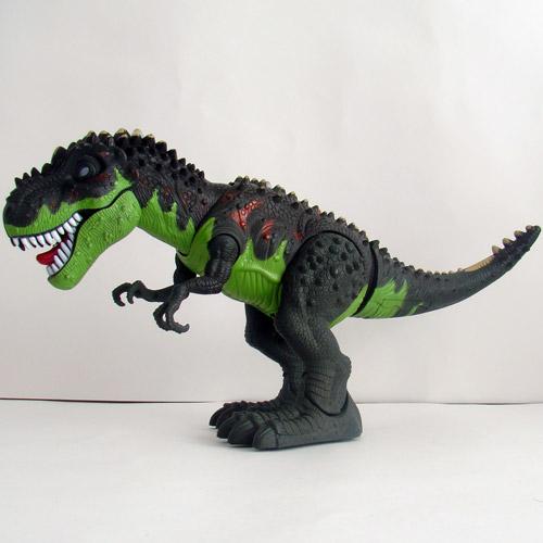 Робот-динозавр против ружья (46 см)