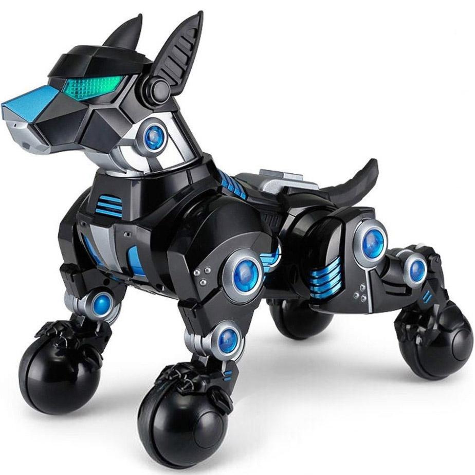 Радиоуправляемый интерактивный Пёс DOGO (29 см.)