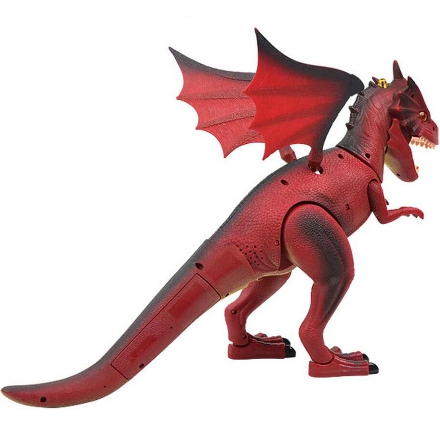 Дракон против ружья (46 см) - Фото