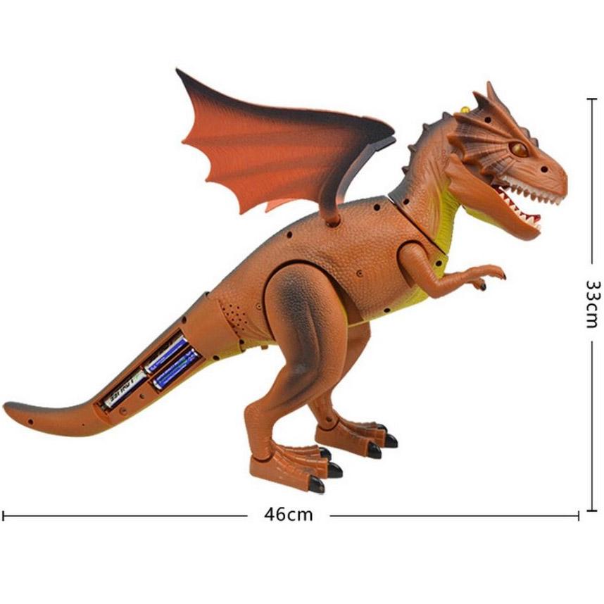 Дракон против ружья (46 см) - Фотография