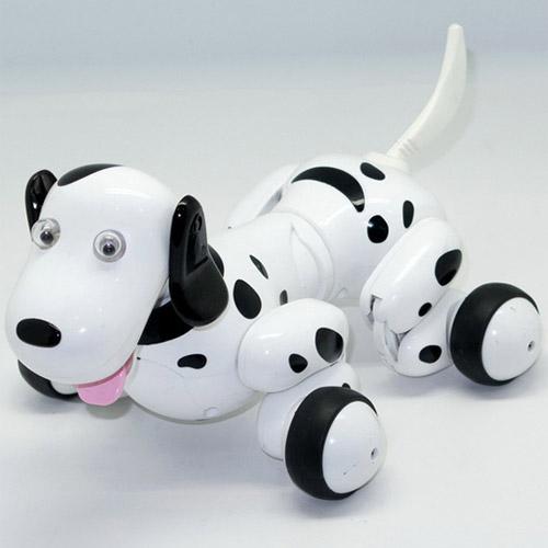 Радиоуправляемая продвинутая собака Smart Dog (25 см.) - Картинка