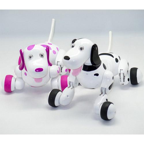 Радиоуправляемая продвинутая собака Smart Dog (25 см.) - В интернет-магазине