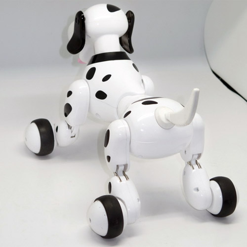 Радиоуправляемая продвинутая собака Smart Dog (25 см.) - Фото