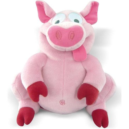 Угарная смеющаяся свинья