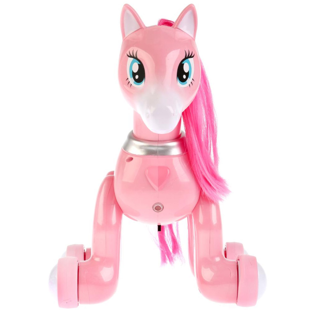 Розовый Пони на пульте управления (27 см.)
