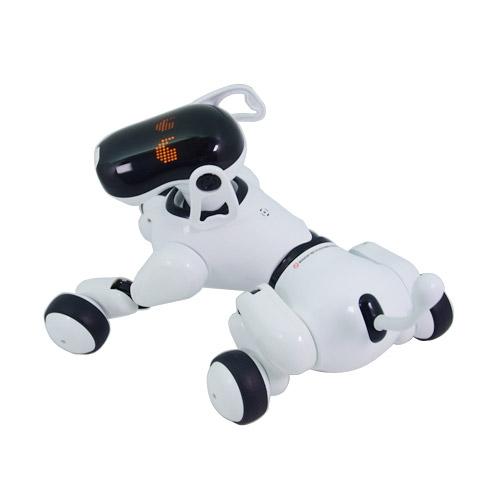 Интерктивная собака PuppyGo с голосовым управлением (30 см.) - Изображение