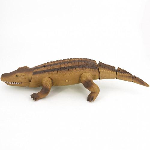 Большой Радиоуправляемый крокодил (49 см) - В интернет-магазине