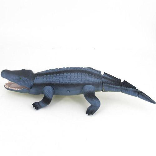 Большой Радиоуправляемый крокодил (49 см) - Фото