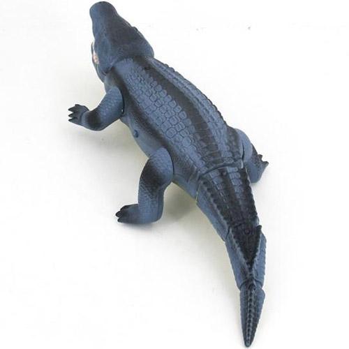 Большой Радиоуправляемый крокодил (49 см) - Фотография