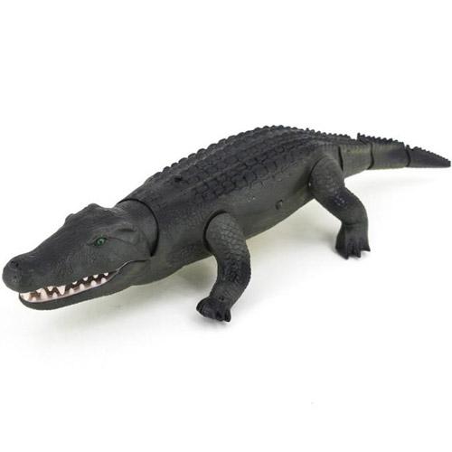 Большой Радиоуправляемый крокодил (49 см)
