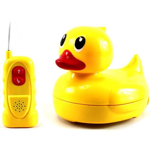 Желтая уточка (для ванной, радиоуправление, 20 см.) - Фото