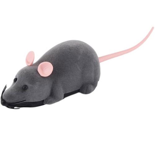 Серый Радиоуправляемая мышь (15 см)