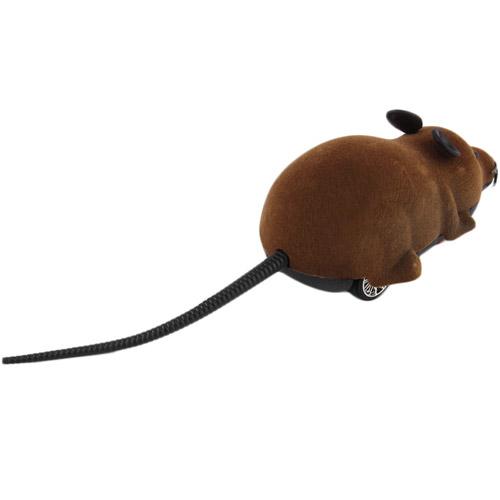 Мышка на пульте управление (20 см) - Фото