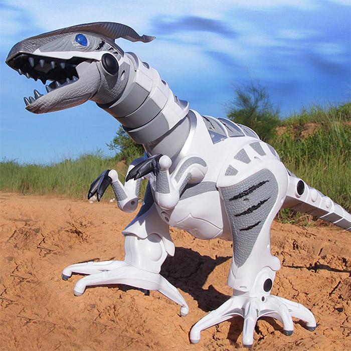 Радиоуправляемый Робот-динозавр Robosaur (80 см.) - В интернет-магазине