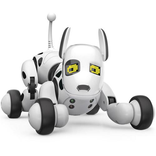 Радиоуправляемая интерактивная собака Далматинец (25 см.)