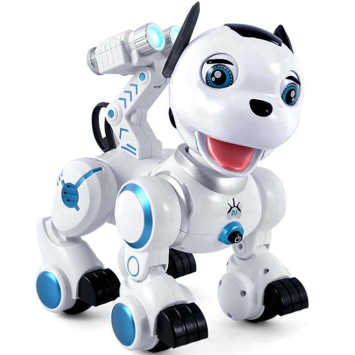 Радиоуправляемая робот-собака Дружок (25 см.)