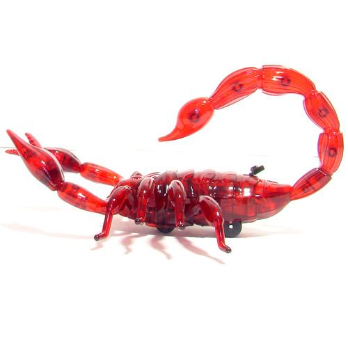 Радиоуправляемый скорпион (14 см.) - Фото