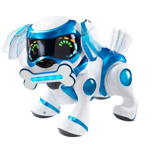 Интерактивная собачка Teksta Robotic Puppy (делает сальто, 26 см)