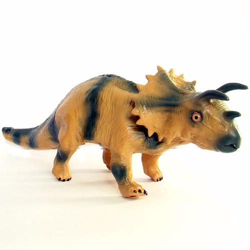 Интерактивный динозавр Трицератопс