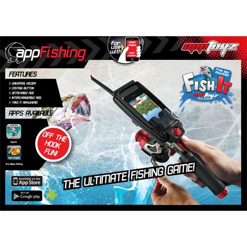 Виртуальная рыбалка (для iPhone и Android) - В интернет-магазине