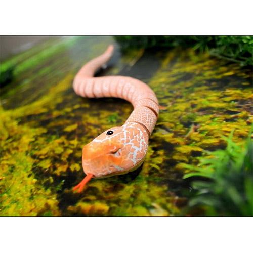 Реалистичная радиоуправляемая Змея (40 см) - Изображение