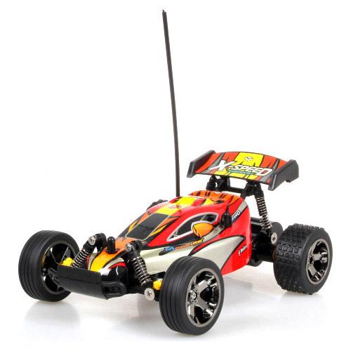 Красный Радиоуправляемую Багги 1:22 X-Speed (22 см., 15 км/ч)