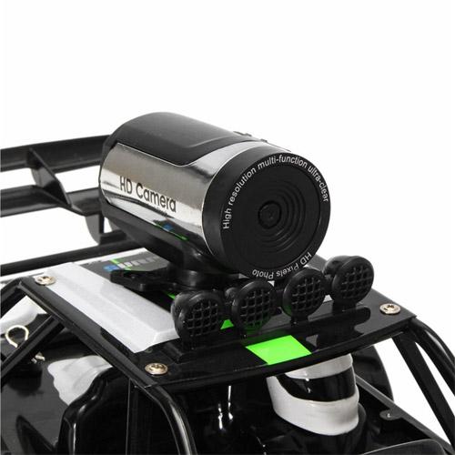 Радиоуправляемая Багги Tracker с трансляцией видео (FPV, 1:16, 31 см) - Изображение