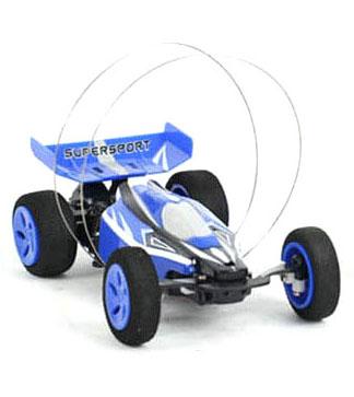 Синий Радиоуправляемая Багги FC мини (11 см.)