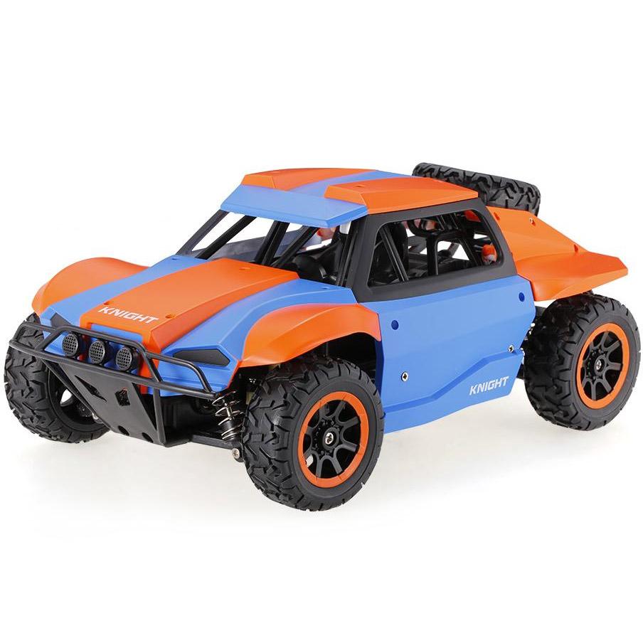 Голубой с оранжевым Радиоуправляемая Багги Host Racing (1:18, 29 см., 2.4GHz)