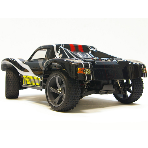 Шорт корс трак 1:18 Himoto Tyronno (26 см, 40 км/ч, 2.4GHz) - В интернет-магазине