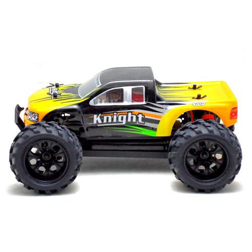 Радиоуправляемый Джип-монстр 1:18 HSP Knight Truck (25 см, 30 км/ч, 2.4ГГц) - Картинка