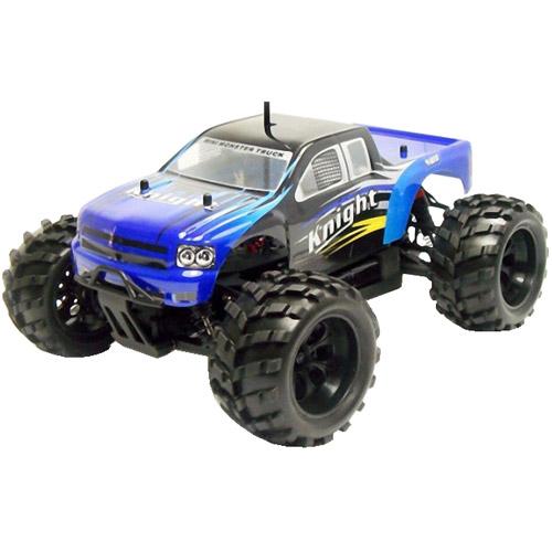 Синий Радиоуправляемый Джип-монстр 1:18 HSP Knight Truck (25 см, 30 км/ч, 2.4ГГц)