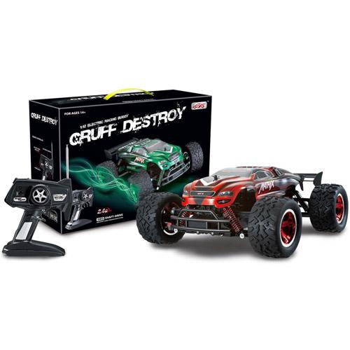 Багги 1:12 Gruff Destroy Matrix (33 см, 20 км/ч, 2,4 Ghz, 4x4) - В интернет-магазине