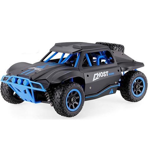 Черный с синим Радиоуправляемая Багги Host Racing (1:18, 29 см., 2.4GHz)