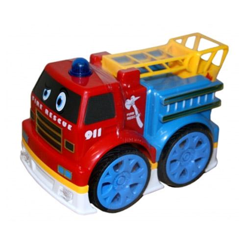Радиоуправляемая Мультяшная пожарная машина