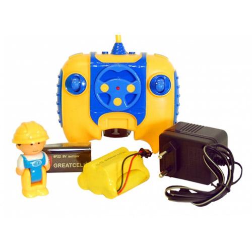 Детский радиоуправляемый автокран (20 см.) - В интернет-магазине