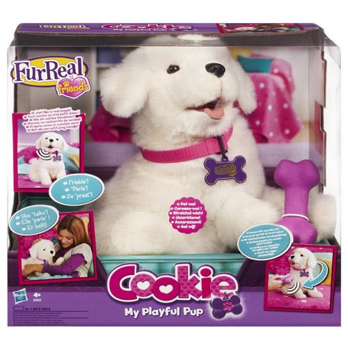 Интерактивная Собачка Куки (Cookie) - Изображение