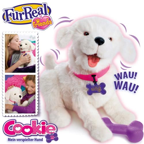 Интерактивная Собачка Куки (Cookie) - Картинка