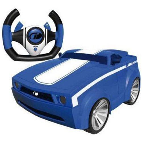 Машинка с рулем I-Motion (40 см) - В интернет-магазине