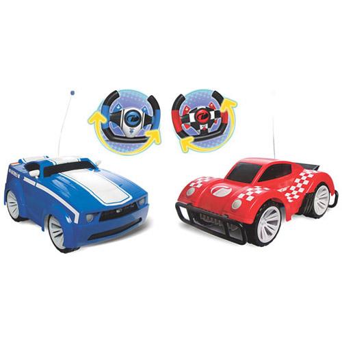 Машинка с рулем I-Motion (40 см)