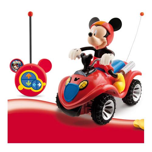 Радиоуправляемый квадроцикл Mickey Mouse