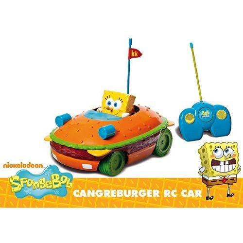 Машинка Крабсбургер Sponge Bob - В интернет-магазине