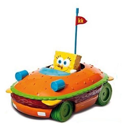 Машинка Крабсбургер Sponge Bob