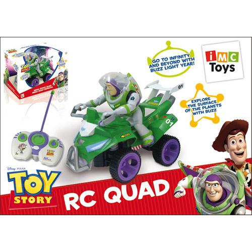 Радиоуправляемый Квадроцикл Toy Story - В интернет-магазине