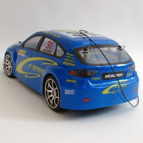 Радиоуправляемая Машина Дрифт Subaru Impreza Hatchback (1:14, 30 см) - Фотография