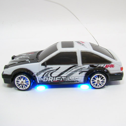 Радиоуправляемая Машина Дрифт Toyota Trueno (1:24, 18 см) - Картинка